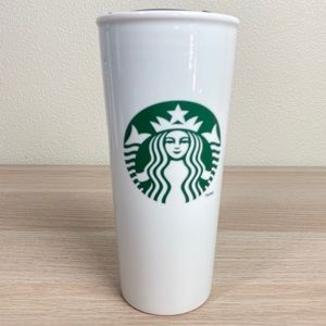 Starbucks Ceramic Travel Tumbler 16oz